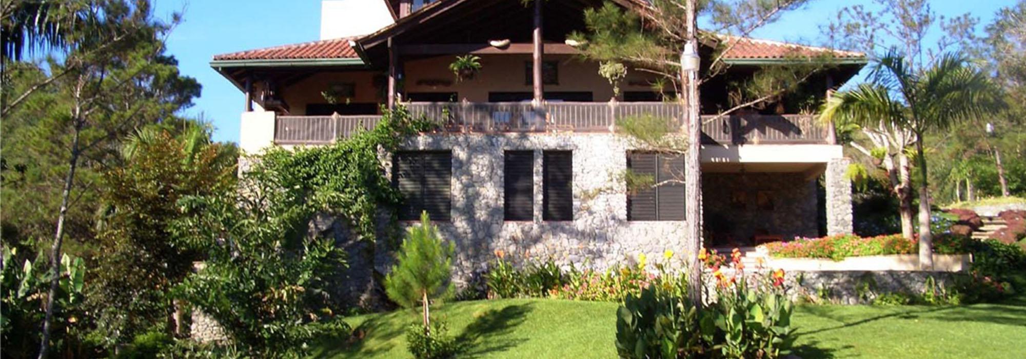 Majestuosa Villa en Jarabacoa